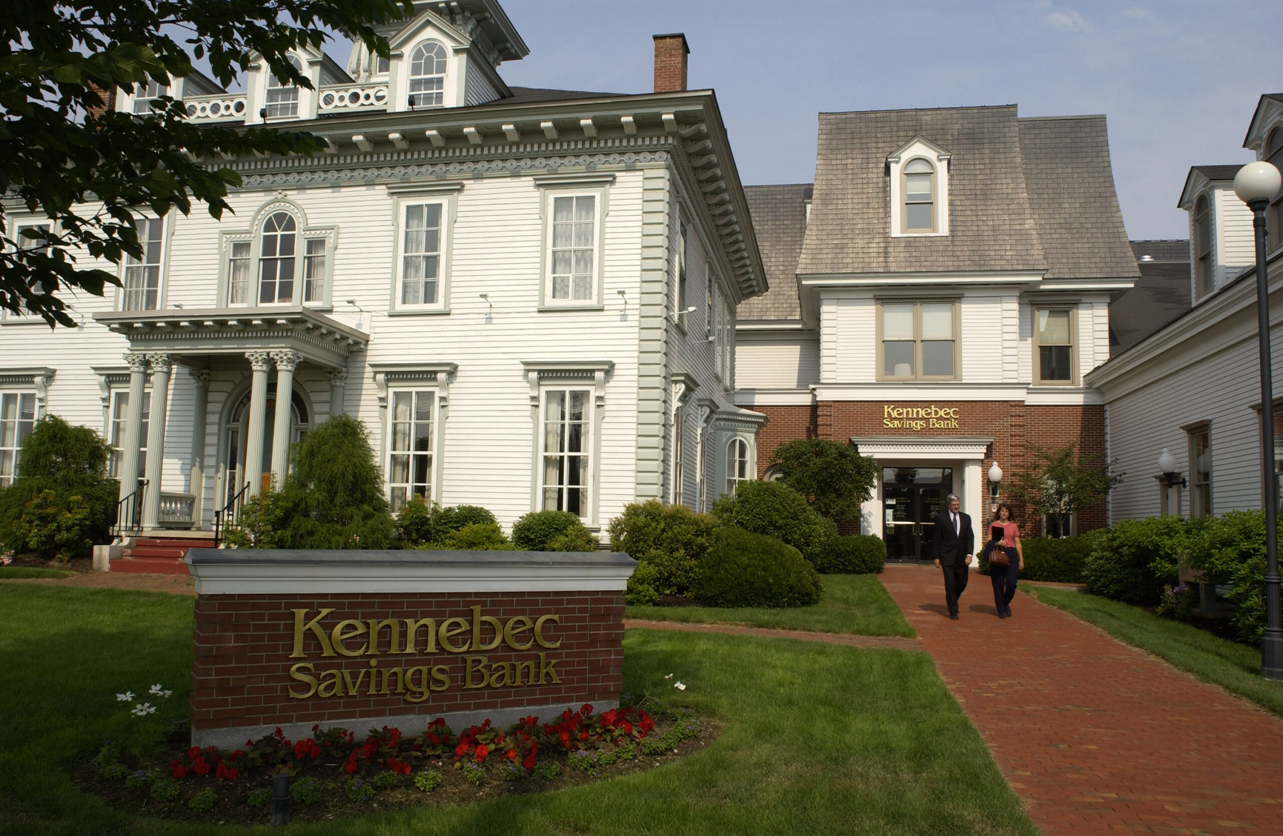 First Amendment Museum gifted $150,000 by Kennebec Savings Bank