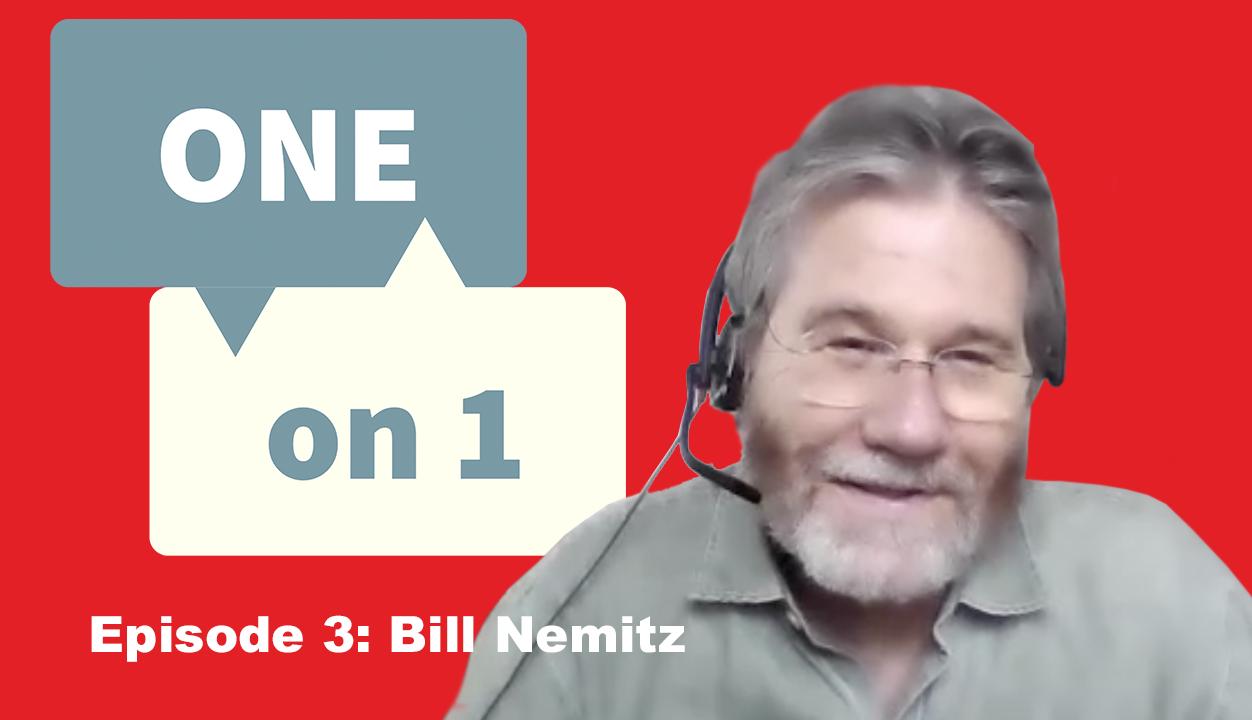 One on 1 with Bill Nemitz