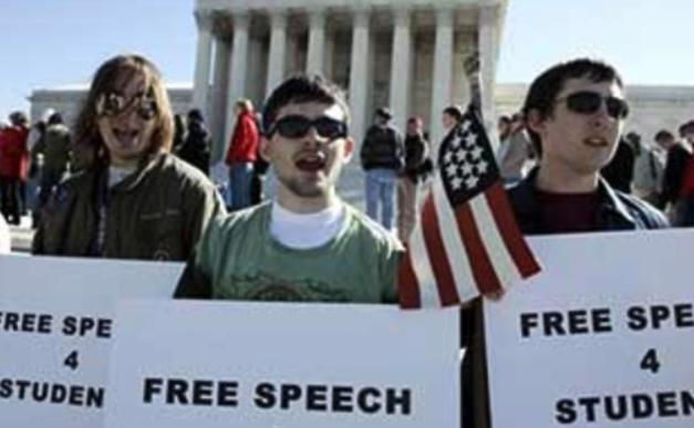Freedom of Speech in School Lesson Plan