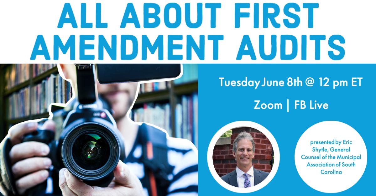 All About First Amendment Audits