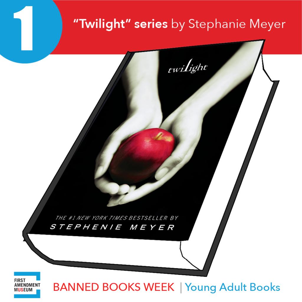 Twilight Series by Stephenie Myer