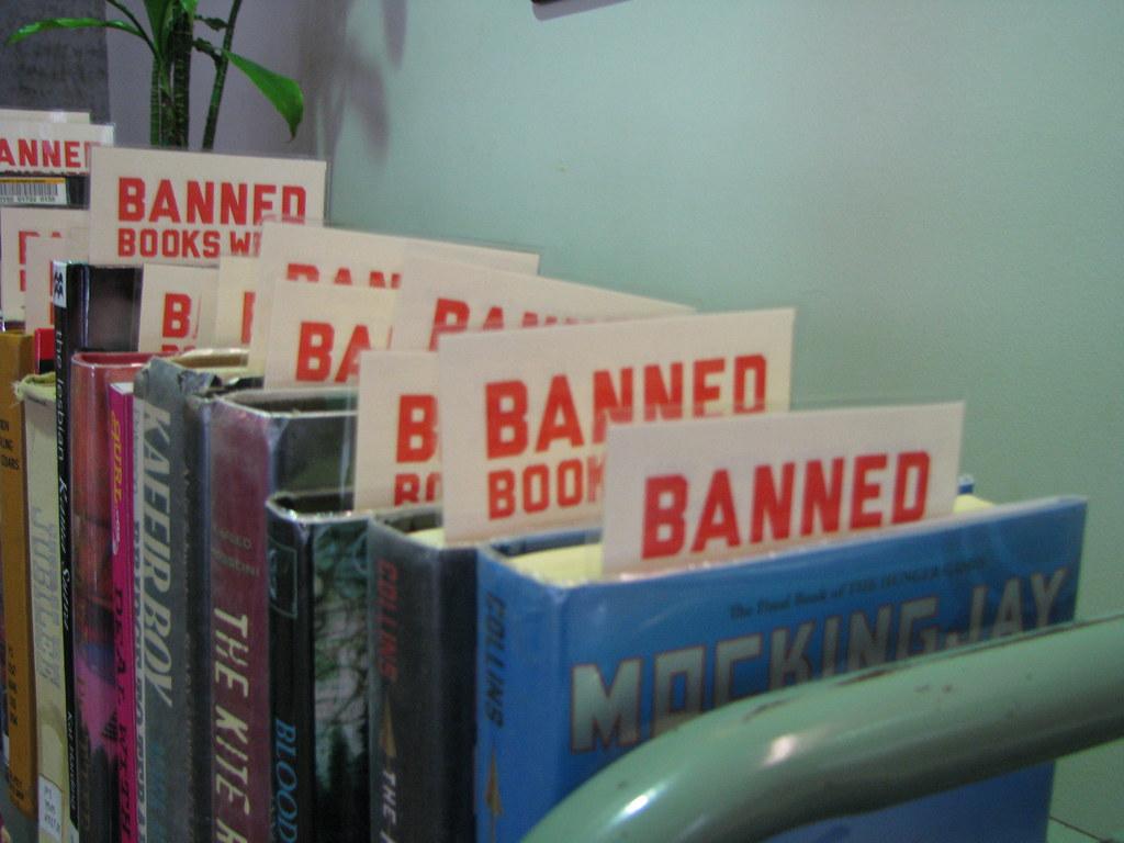 "Sigh … it's ""Banned Books Week"" again"